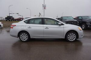 2015 Nissan Sentra S AUTOMATIC Bluetooth,  A/C, Edmonton Edmonton Area image 9