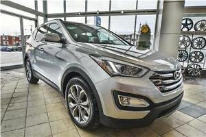 Fantastique VUS Hyundai Santa Fe Sport Limited.