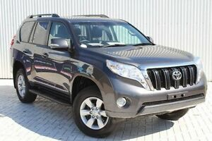 2014 Toyota Landcruiser Prado KDJ150R MY14 GXL Grey 5 Speed Sports Automatic Wagon Embleton Bayswater Area Preview