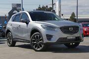 2015 Mazda CX-5 KE1022 Akera SKYACTIV-Drive AWD Grey 6 Speed Sports Automatic Wagon Kirrawee Sutherland Area Preview