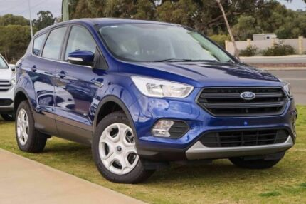 2017 Ford Escape ZG Ambiente (AWD) Deep Impact Blue 6 Speed Automatic Wagon