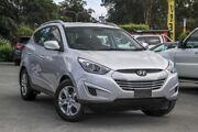 2015 Hyundai ix35 LM3 MY15 Active Silver 6 Speed Sports Automatic Wagon Aspley Brisbane North East Preview
