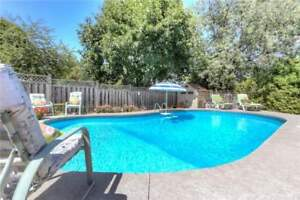 Homes With Pools For Sale in Whitby For Sale!