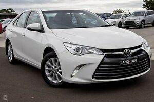 2015 Toyota Camry ASV50R Altise White 6 Speed Sports Automatic Sedan Nunawading Whitehorse Area Preview