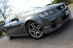 2012 Holden Commodore Grey Sports Automatic Wagon Hillcrest Port Adelaide Area Preview