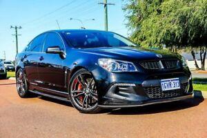 2015 Holden Special Vehicles ClubSport Gen-F2 MY16 R8 LSA Black 6 Speed Sports Automatic Sedan