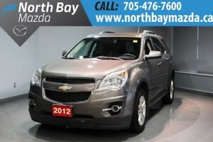 2012 Cheverolet Equinox 2LT Power Tailgate + Back-Up Camera + Bl