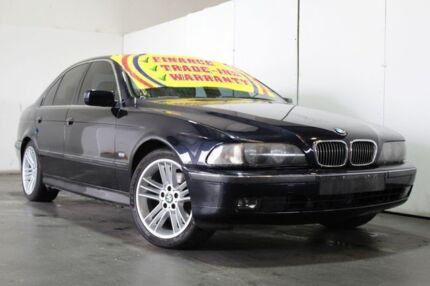 1999 BMW 535i Blue 5 Speed Auto Steptronic Sedan