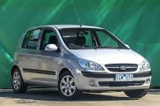2009 Hyundai Getz TB MY09 SX Silver 5 Speed Manual Hatchback Ringwood East Maroondah Area Preview