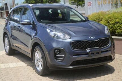 2016 Kia Sportage QL MY16 Si 2WD Blue 6 Speed Sports Automatic Wagon Wayville Unley Area Preview