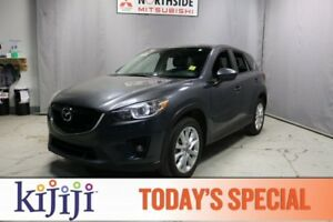 2014 Mazda CX-5 AWD GT Leather,  Heated Seats,  Back-up Cam,  Bl