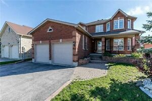 4 Bedroom detached house for rent in Southeast Barrie.