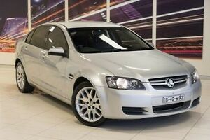 2008 Holden Commodore VE MY09.5 International Silver 4 Speed Automatic Sedan Blacktown Blacktown Area Preview