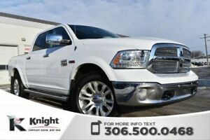 2015 Ram 1500 Longhorn | Navigation | Sunroof | Back-Up Camera