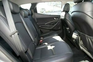 2014 Hyundai Santa Fe DM MY14 Elite Silver 6 Speed Sports Automatic Wagon Pennant Hills Hornsby Area Preview