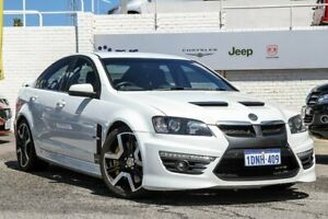2010 Holden Special Vehicles GTS E Series 2 White 6 Speed Manual Sedan