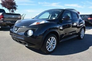 2014 Nissan JUKE SL AWD LEATHER NAVI Navigation (GPS),  Heated S
