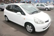 2003 Honda Jazz GD VTi White 7 Speed Constant Variable Hatchback Kingsville Maribyrnong Area Preview