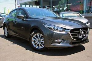 2016 Mazda 3 BN5278 Neo SKYACTIV-Drive Grey 6 Speed Sports Automatic Sedan Coburg Moreland Area Preview