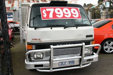 1987 Toyota Dyna 100  2.4l RWD Briar Hill Banyule Area Preview