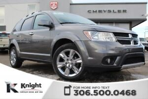 2012 Dodge Journey R/T - Remote Start - Heated Leather Seats - 3
