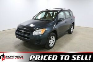 2012 Toyota RAV4 4WD LE Accident Free,  Bluetooth,