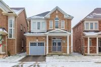 less than one year old3B+4W DETACHED HOUSE  FOR SALE IN BRAMPTON