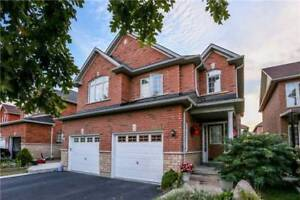 Gorgeous Semi-Detached Heartland Mississauga
