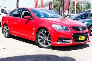 2014 Holden Commodore VF MY14 SS V Red 6 Speed Sports Automatic Sedan Blacktown Blacktown Area Preview
