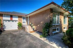 3 Bedroom Bungalow with Finished Basement FOR LEASE in Oakville