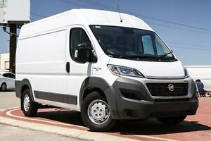 2017 Fiat Ducato Series 6 Mid Roof MWB White 6 Speed Manual Van Bibra Lake Cockburn Area Preview