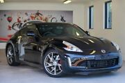 2016 Nissan 370Z Z34 MY15 Black 6 Speed Manual Coupe East Rockingham Rockingham Area Preview
