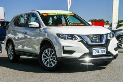 2018 Nissan X-Trail T32 Series II ST X-tronic 4WD Ivory Pearl 7 Speed Constant Variable Wagon Cannington Canning Area Preview