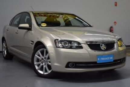 2012 Holden Calais VE II MY12 Gold 6 Speed Sports Automatic Sedan Brooklyn Brimbank Area Preview