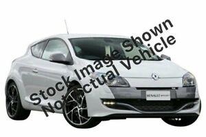 2010 Renault Megane X95 Renault Sport 250 Cup Trophee White 6 Speed Manual Hatchback