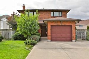 Amazing Home for Rent in Stoney Creek, Hamilton w/finished bsmt