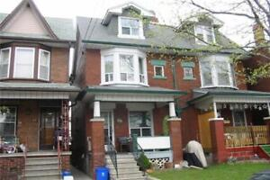 Rarely Available 2 1/2 Storey Semi Detached