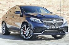 2015 Mercedes-Benz GLE63 C292 Blue 7 Speed Sports Automatic Dual Clutch Wagon North Melbourne Melbourne City Preview
