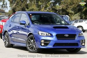 2017 Subaru WRX V1 MY17 Premium Lineartronic AWD WR Blue 8 Speed Constant Variable Sedan Wangara Wanneroo Area Preview