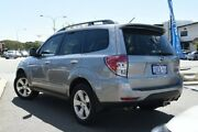 2009 Subaru Forester S3 MY09 XT AWD Steel Silver 5 Speed Manual Wagon Willagee Melville Area Preview