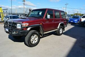 2011 Toyota Landcruiser VDJ76R 09 Upgrade GXL (4x4) Red 5 Speed 5 SP MANUAL Wagon
