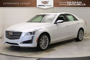 2018 Cadillac CTS Sedan Luxury Collection AWD