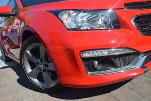 2016 Holden Cruze JH MY16 SRI Z-Series Red 6 Speed Automatic Hatchback Waitara Hornsby Area Preview