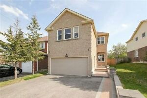 Gorgeous Detached Home In Highly Desirable Pickering Location!