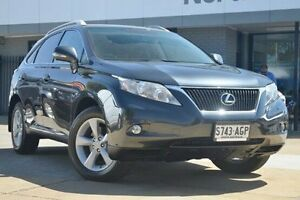 2010 Lexus RX350 GGL15R Prestige Grey 6 Speed Sports Automatic Wagon Hillcrest Port Adelaide Area Preview