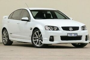 2012 Holden Commodore White Manual Sedan Vermont Whitehorse Area Preview