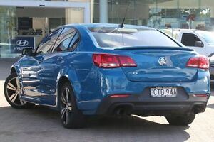 2014 Holden Commodore VF SV6 Storm Blue 6 Speed Automatic Sedan Zetland Inner Sydney Preview