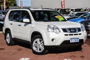 2011 Nissan X-Trail T31 Series IV ST White 1 Speed Constant Variable Wagon Cannington Canning Area Preview