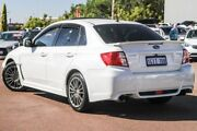 2012 Subaru Impreza G3 MY13 WRX AWD Satin White 5 Speed Manual Sedan Cannington Canning Area Preview