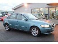 VOLVO S40 2.0 S D 4d 135 BHP - 360 SPIN ON WEBSITE (blue) 2008